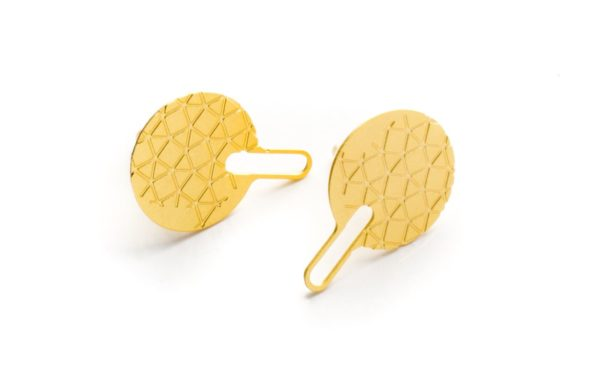 empreinte-I pair of earrings